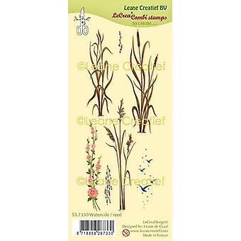 Lecrea - Clear Stamp Combi Waterside Reed 55.7330