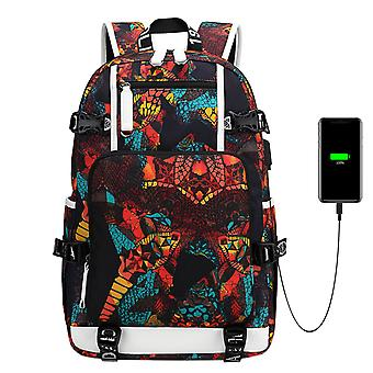 """15.6"""" Casual Bag For College Student>s met Usb-poort"""