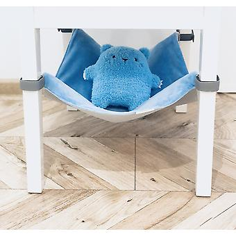 Baby Blue Saveplace® Hanging Mat/hammock/rack For Storage & Pets
