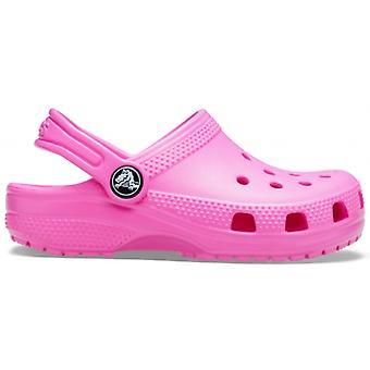 Crocs 204536 Classic Kinder Clogs Electric Pink