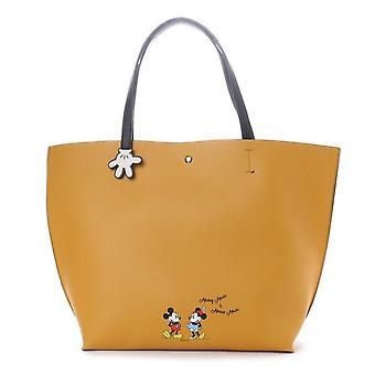 Women Fashion Disney Mickey Mouse Cartoon Backpack