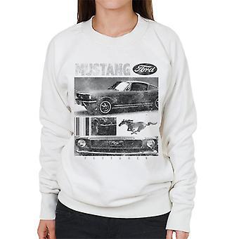 フォード マスタング ファストバック ウーマン&アポス;s スウェットシャツ