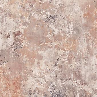 Plaster Blush Wallpaper