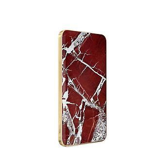 iDeal Fashion Power Bank Scharlach rot Marmor 5000mAh