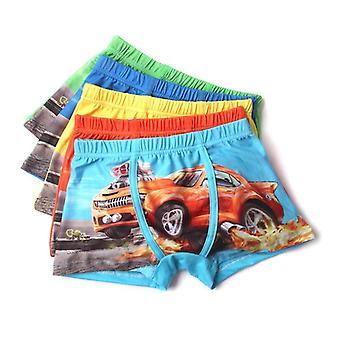 Zachte katoenen kinderen ondergoed, comfortabel, apos;s boxershorts, slipje