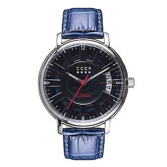 CCCP Kashalot Dress Automatic Blue Dial Men's Watch CP-7037-01