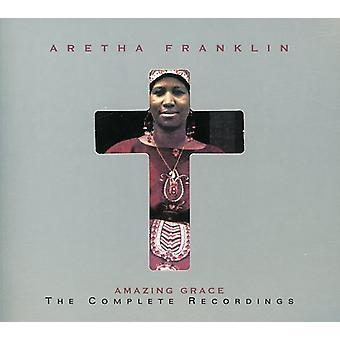 Aretha Franklin - Amazing Grace-Complete Recordi [CD] USA import