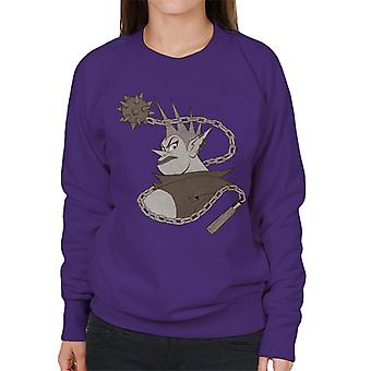 Pixar Onward Dewdrop Pixie Dusters Women's Sweatshirt