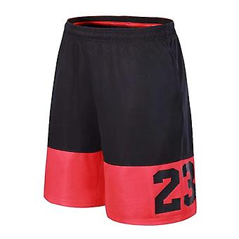 Men Basketball Set Uniforms, Shorts Sports Fitness Pants