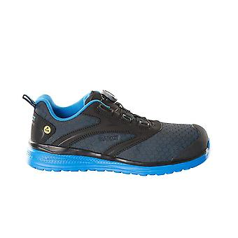 Mascot s1p safety shoe f0251-909 - mens, footwear carbon