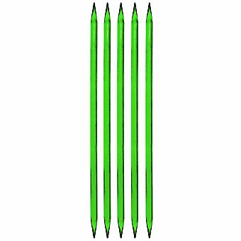 KnitPro Trendz: Knitting Pins: Double-Ended: Set of Five: 15cm x 4.50mm
