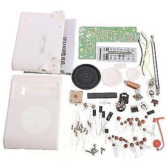 Am Fm راديو كيت الإلكترونية تجميع عدة للمتعلم الإلكترونية