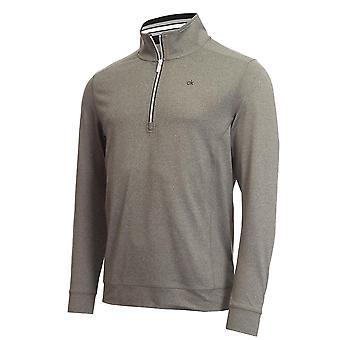 Calvin Klein Golf Mens G Orbit Half Zip Sweater Jumper Pullover Long Sleeve Top