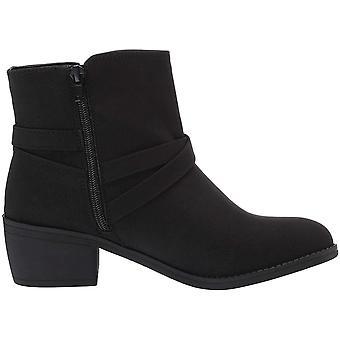 LifeStride Women's Ionic Low Heel Ankle Bootie Boot