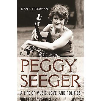 Peggy Seeger par Jean R. Freedman
