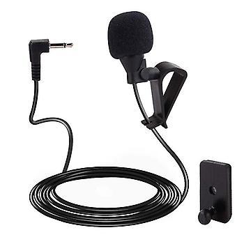 Mikrofon med Pioneer Stereos