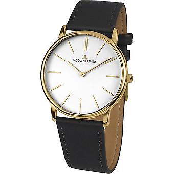 جاك ليمانز ساعة اليد المرأة سلسلة 200 كلاسيك 1-2004F