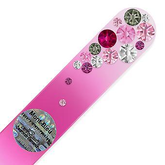 Swarovski limas de uñas de cristal BC-M - Rosa