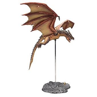 Hungarian Horntail Poseable Figure from Harry Potter