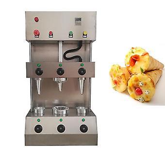 Máquina de formación de cono de pizza comercial