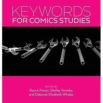 Mots-clés pour les études de bande dessinée