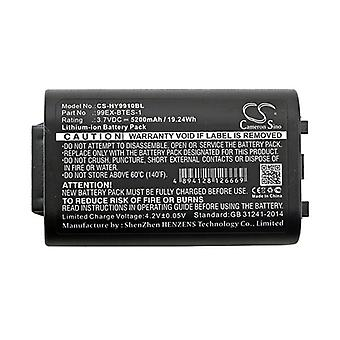 Cameron Sino Hy9910Bl Battery Replacement For Dolphin Barcode Scanner