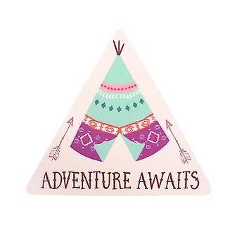 Adventure Awaits Magnet