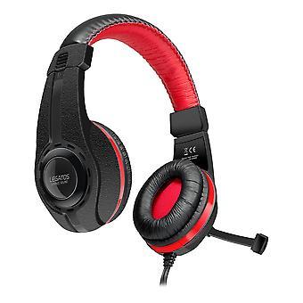 Speedlink Legatos Stereo Gaming Headset med mikrofon för Playstation 4