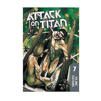 Attack on Titan 7 Paperback