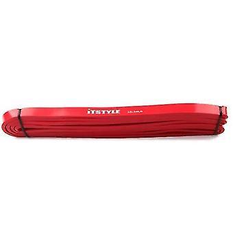 новый красный 35lb сопротивление латекс резиновые резинки эластичные ленты натуральный расширитель усилить тренировку sm16514