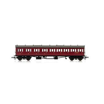 Hornby R4878A BR Collett Suburban Composite LH Coach W6237W