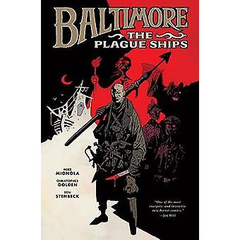 Baltimore Volume 1 The Plague Ships Hc by Mike Mignola