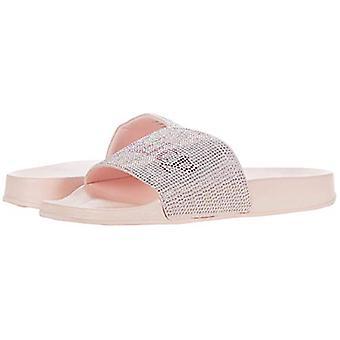 Juicy Couture Slide Sandals, Beach Sandals for women, Flip Flops Sandals, Pool Slides Shoes