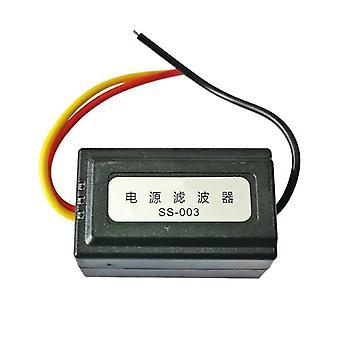 Dc 12v Netzteil Vorverdrahtet Audio Power Filter für Auto Vea22p Filterung