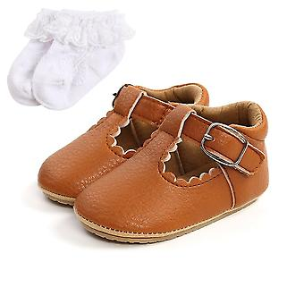 Soft Leather Baby Princess Shoes