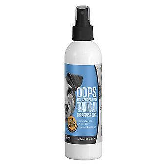 Nilodor Tough Stuff Oops Housebreaking Training Spray for Puppies - 8 oz