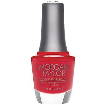Morgan Taylor Pretty Woman Lyxig Smidig Långvarig Nagellack Lack