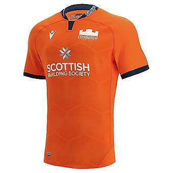 2021-2022 Edinburgh Away Poly Rugby Shirt