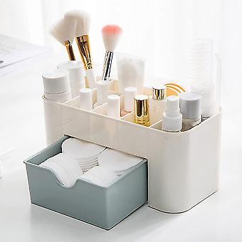 Kunststoff 6 Gitter Kosmetische Aufbewahrungsbox