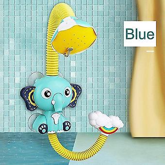 Bath toys bath toys baby water game elephant model