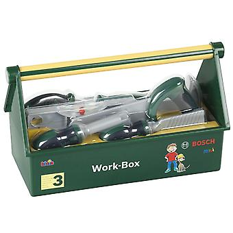 Theo Klein Bosch Mini Work Tool Box