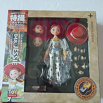 Hywell Toy Story Buzz Lightyear Eyes Movable Gear Joints Yamaguchi Style Boxed Decoration Model