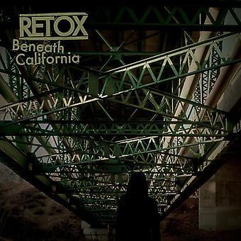 Retox - abaixo de Califórnia (importação EUA inclui Download Ca [vinil]