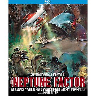 Neptune Factor (1973) [Blu-ray] USA import