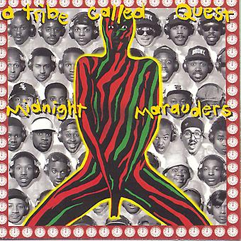 Tribe Called Quest - Midnight Marauders [Vinyl] USA import