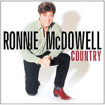 Ronnie McDowell - land [CD] USA import