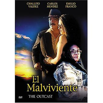 El Malviviente [the Outcast] [DVD] USA import