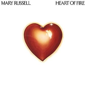 Mary Russell - Heart of Fire [CD] USA import