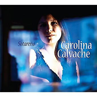 Carolina Calvache - Sotareno [CD] USA import