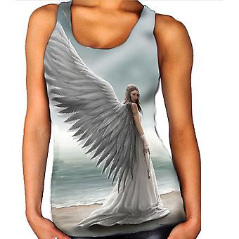 Wild star - spirit guide - womens vest top  available in plus sizes